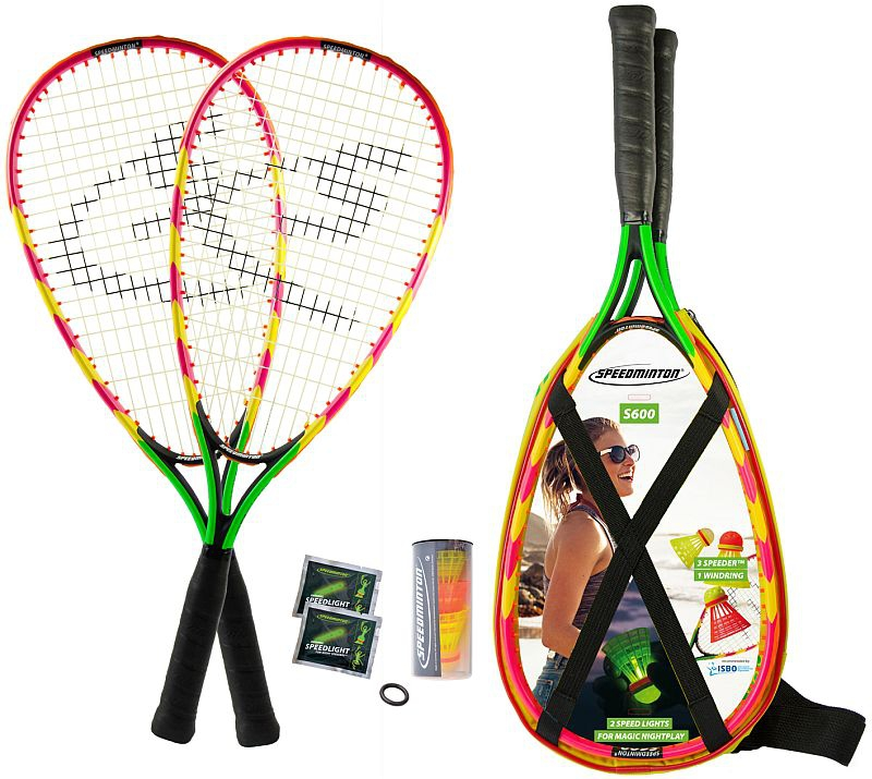 Akce Speedminton® Set S600 + Easy Basic Court